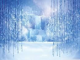 Frozen Background Kartun Animasi Dekor