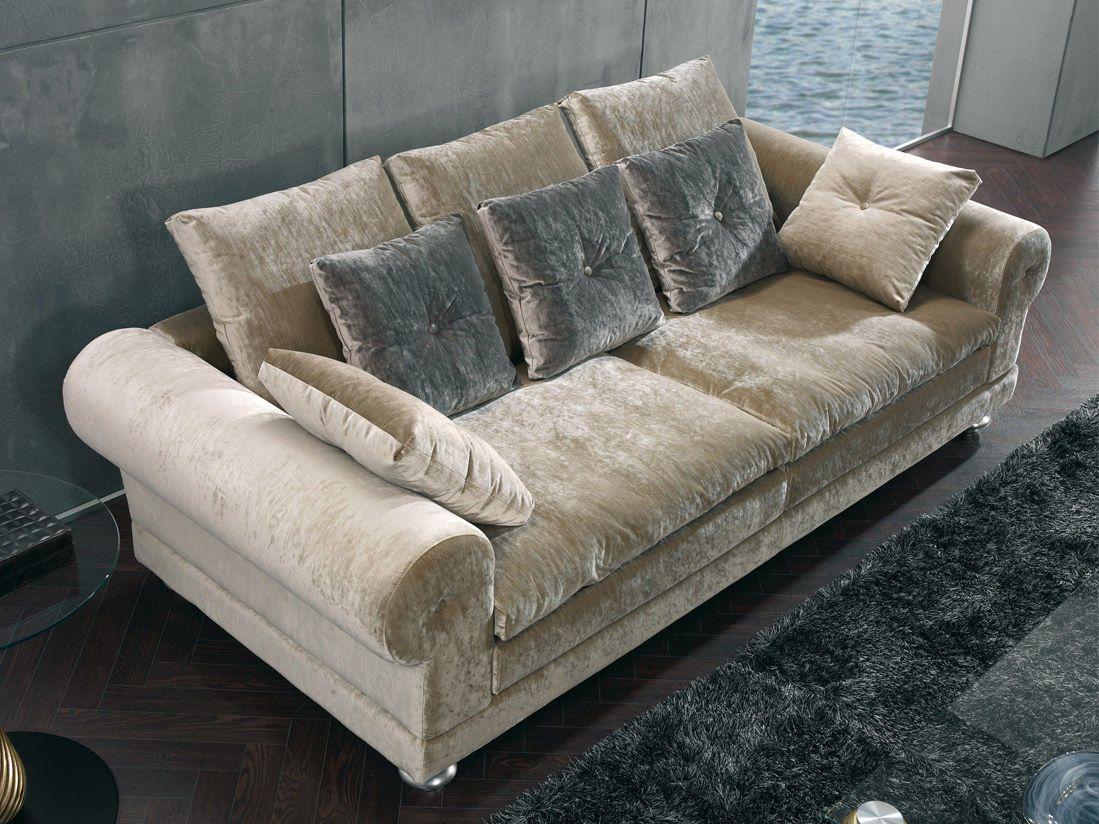 Sof myma de frajumar de 1 2 y 3 plazas respaldo con for Cojines para sofas