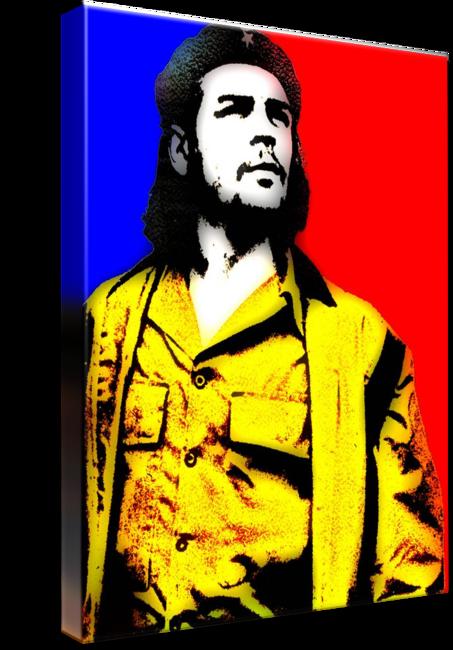 Che Guevara By Otis Porritt Che Guevara Art Che Guevara Ernesto Che