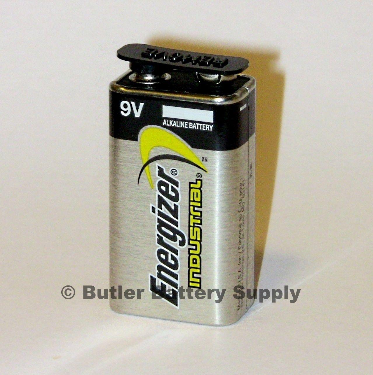 Click Now 1 Energizer Industrial 9 Volt 9v Alkaline Battery En22 6lr61 Alkaline Battery Alkaline Energizer
