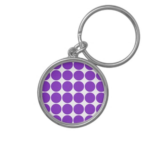 =>>Save on          Girly Chic Accessory Party Treat Violet Polka Dots Keychains           Girly Chic Accessory Party Treat Violet Polka Dots Keychains today price drop and special promotion. Get The best buyShopping          Girly Chic Accessory Party Treat Violet Polka Dots Keychains Revi...Cleck link More >>> http://www.zazzle.com/girly_chic_accessory_party_treat_violet_polka_dots_keychain-146874705977782893?rf=238627982471231924&zbar=1&tc=terrest