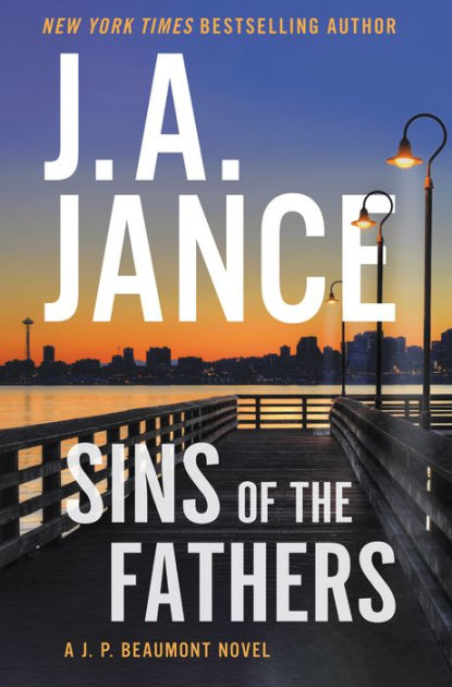 Sins Of The Fathers J P Beaumont Series 24 Paperback Father Book Ebooks Library Novels