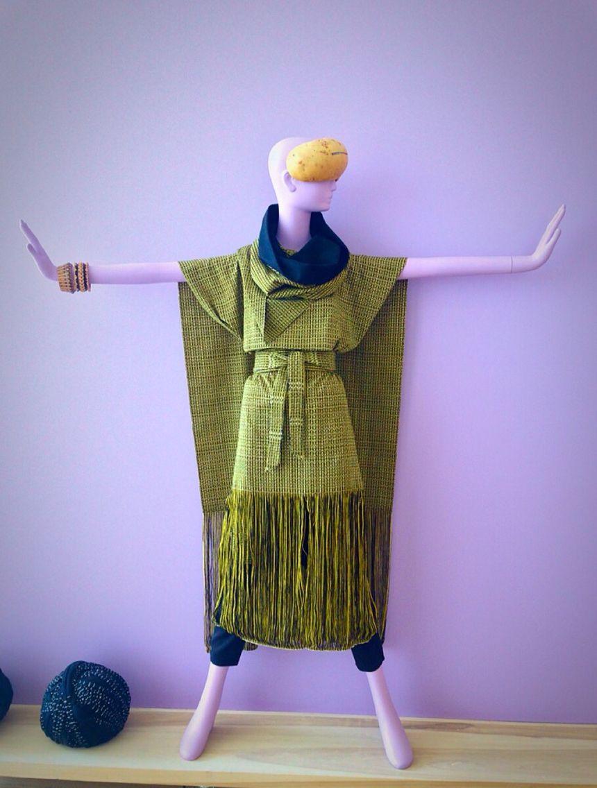 """""""La Diseñadora descalza"""" Carla Fernández - Fundación Jumex Arte Contemporáneo Mayo 2016"""