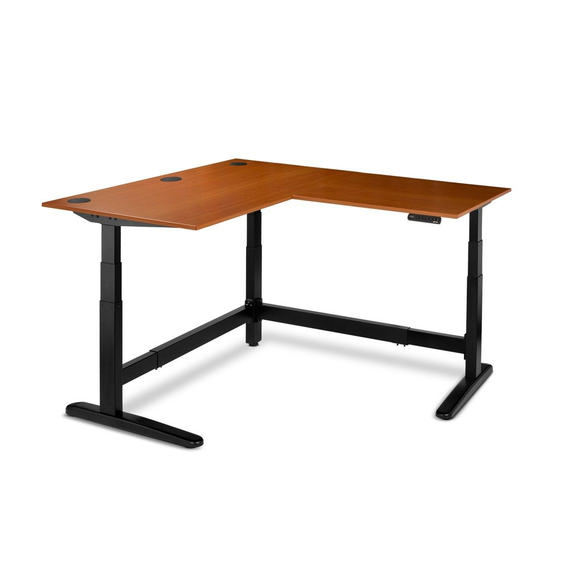 Swell Jarvis L Shaped Standing Desk Ergo Depot Products Desk Download Free Architecture Designs Xaembritishbridgeorg