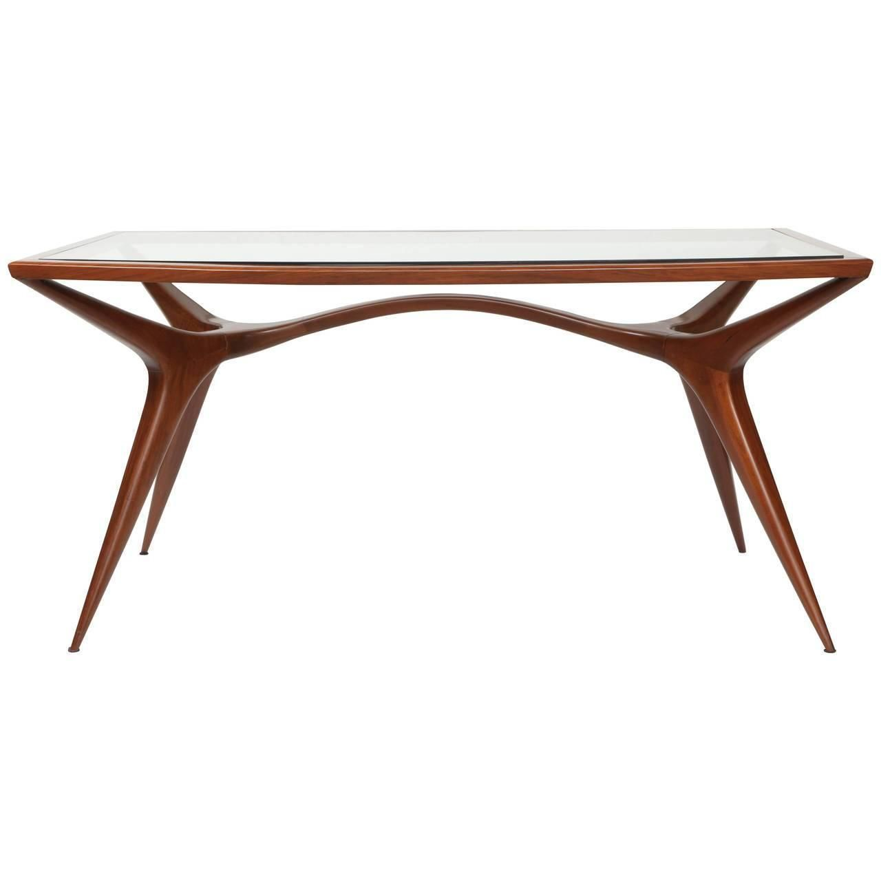 Esstisch Sale Sculptural Dining Table By Giuseppe Scapinelli Möbel 50er 60er