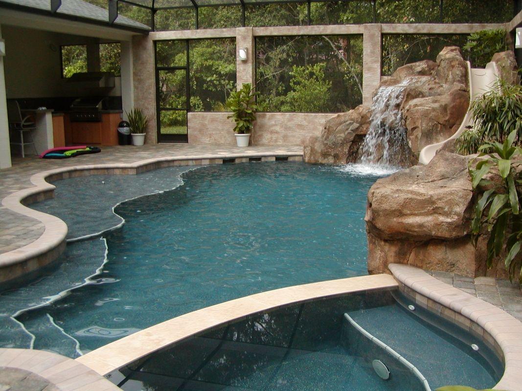 small backyard pools pool