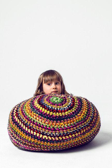 Kostenlose Anleitung Pouf Pullover Puppe Initiative Handarbeit