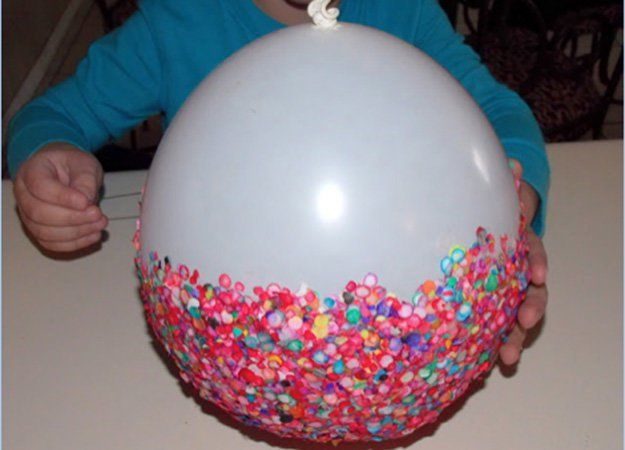 Balloon Bowl A Kids Craft To Try This Week