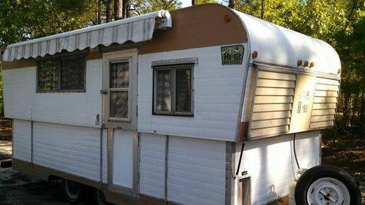 Pin By Patricia Montgomery On Travel Trailers For Sale Outdoor Structures Outdoor Decor Outdoor