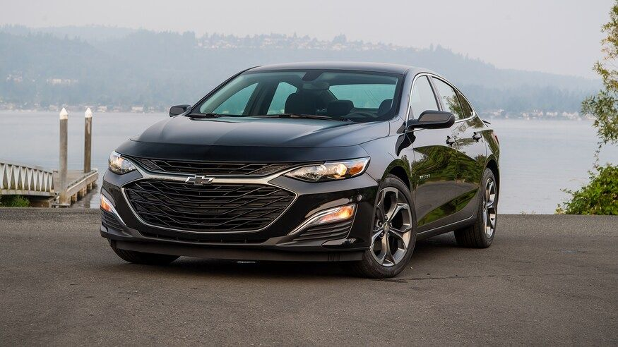 Review 2019 Chevrolet Malibu Rs Black And Images Feels Free To Follow Us In 2020 With Images