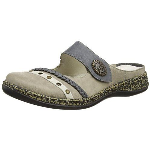 on sale 0a28d b7817 Rieker 46369 Women Clogs Damen Clogs: | Kaufrausch bei ...