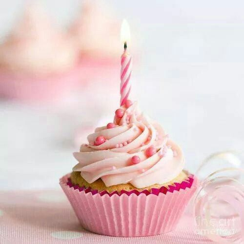Cupcake compleanno