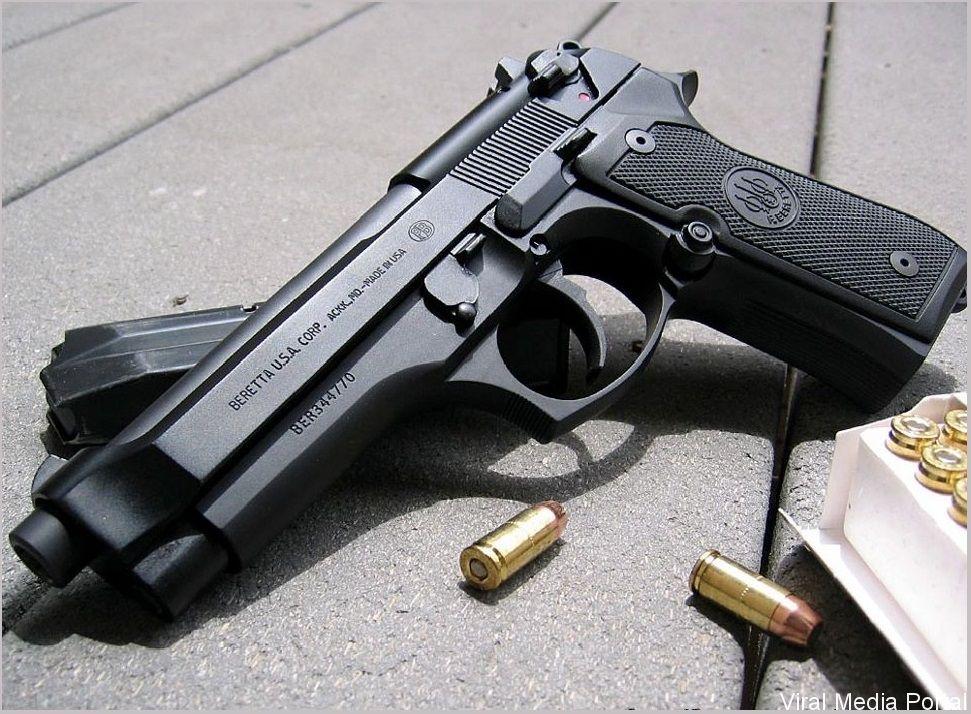 Pin En All Guns And Brands