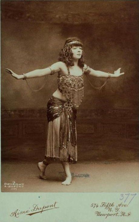 Thamara de Svirsky, 1909-1910 by Aimé Dupont