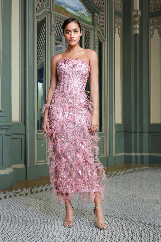 Pamella Roland Spring 8 Ready-to-Wear Fashion Show  Fashion