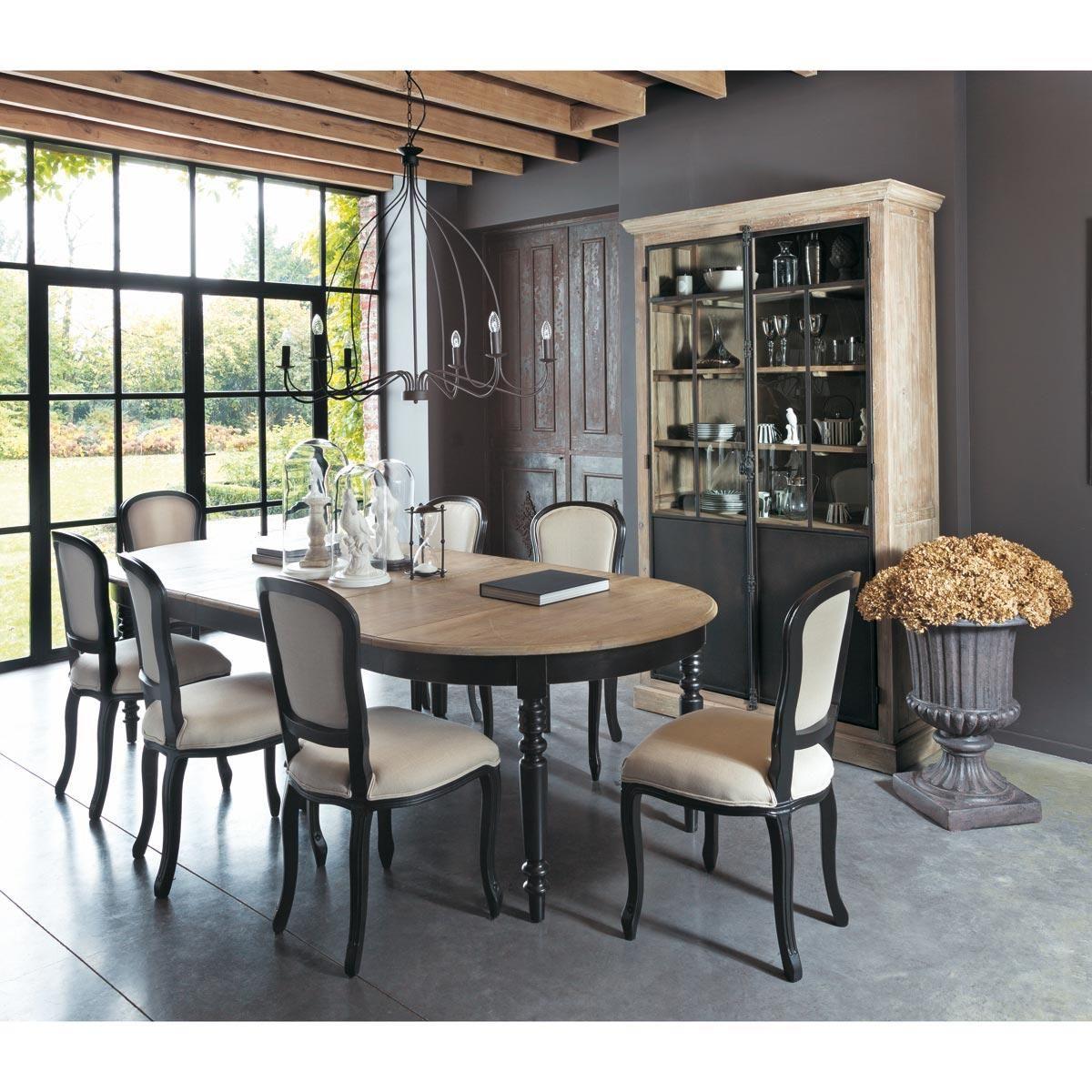 Chaise Salle A Manger Maison Du Monde | Beautiful Chaise Margaux ...