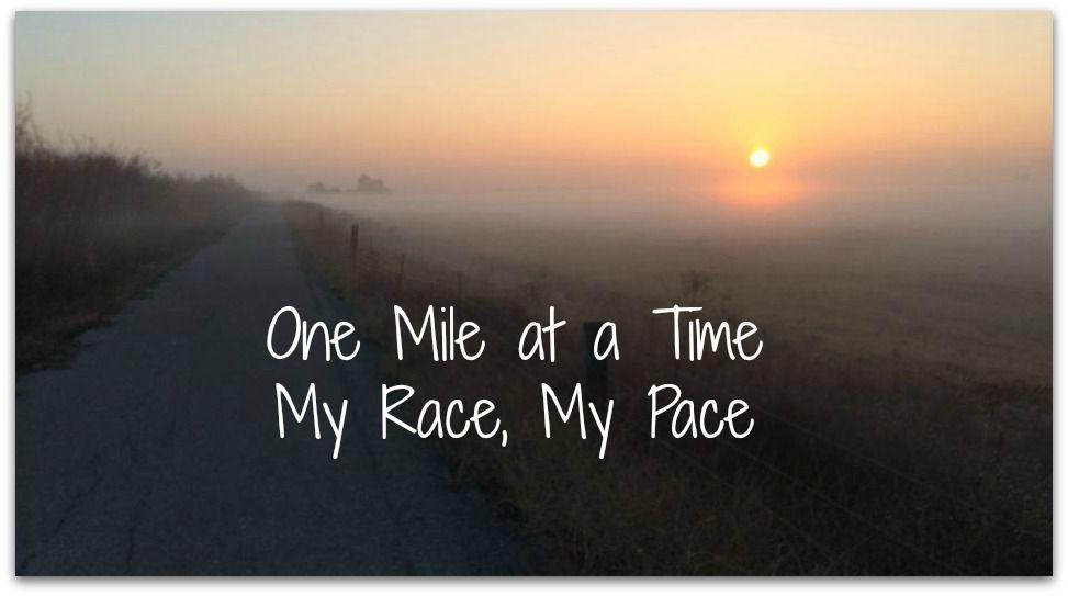 My Race My Pace!