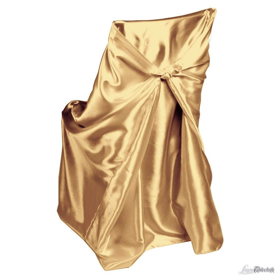 Gold Universal Chair Covers Ruched Spandex Satin Cover At Linentablecloth Com Linens