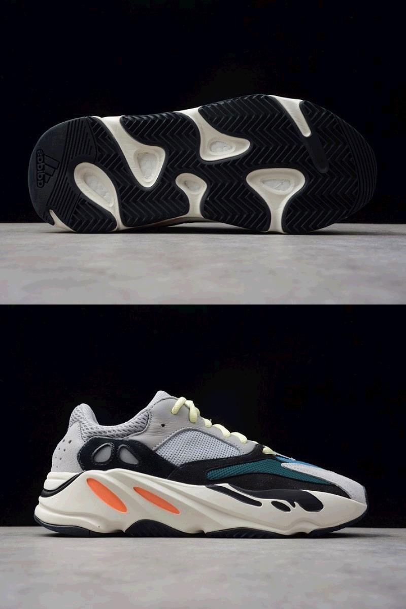 DS BRAND NEW ADIDAS YEEZY BOOST 700 WAVE RUNNER OG KANYE WEST B75571 Size 10 #fashion #clothing