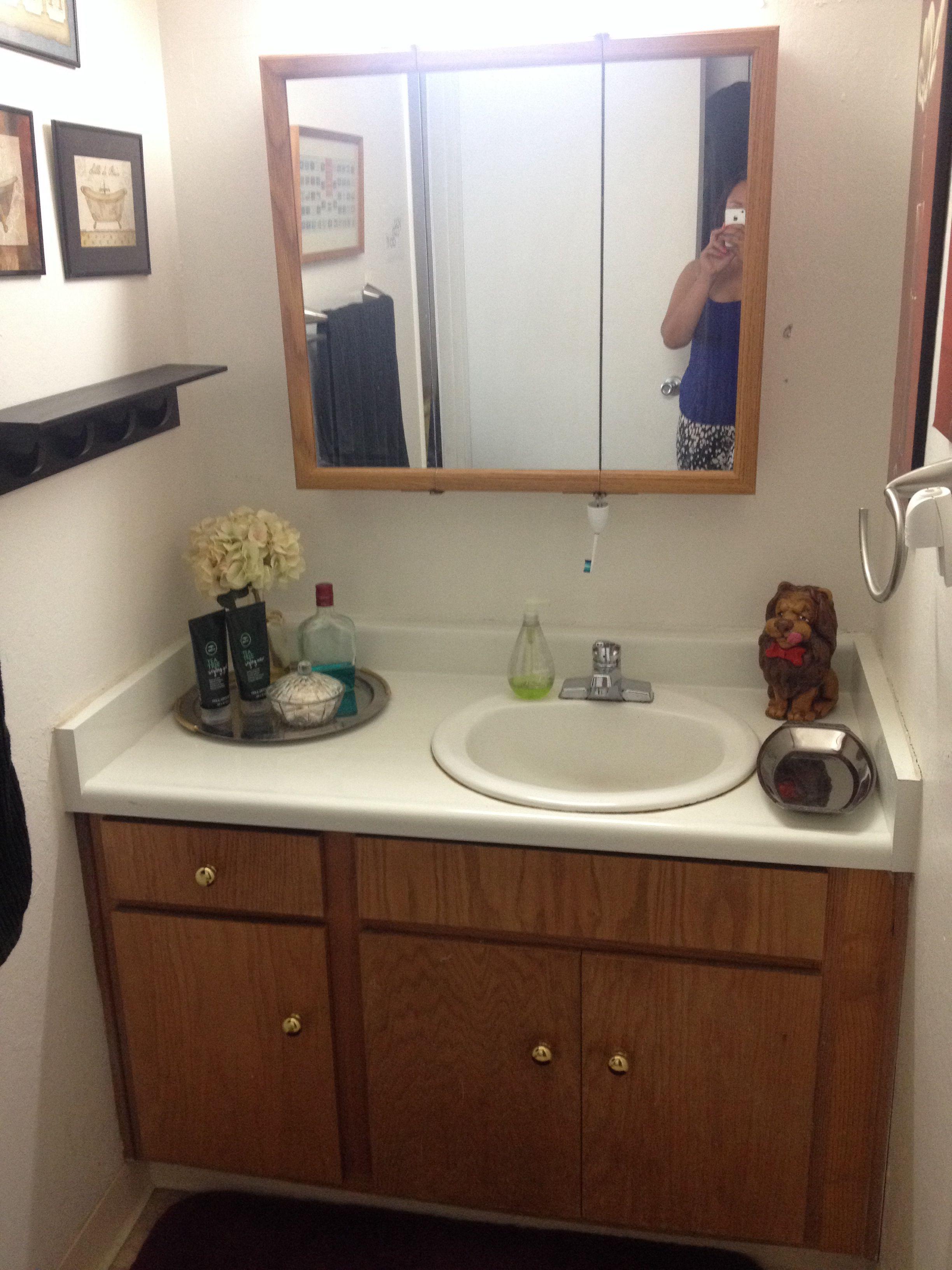 Men S Bathroom Decor For The Home Pinterest Bathroom Sink