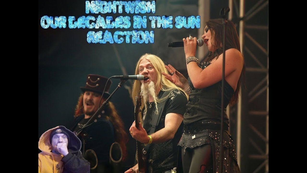 NIGHTWISH Our Decades In The Sun TSM REACTION | youtube