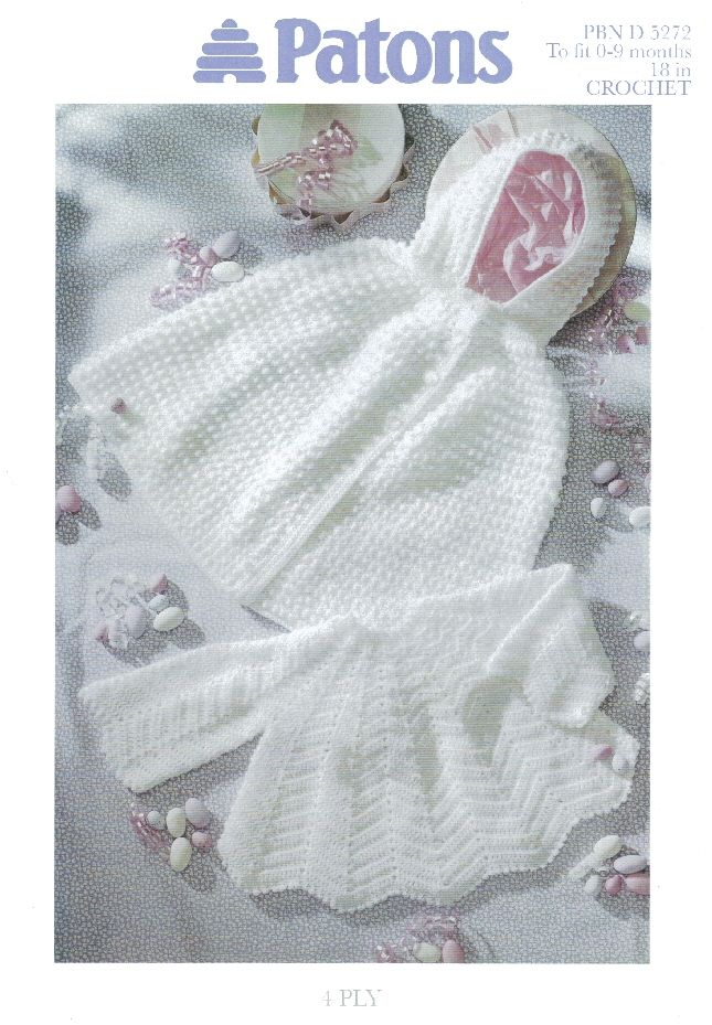 Baby Cape Angel Top Crochet Pattern 5272 Cape Angel And Crochet