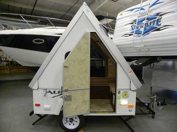 Aliner Alite micro camping trailer    too cute!!! | Camping with my