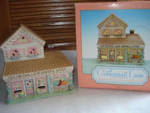 Midwest-Cottontail-Lane-GENERAL-STORE-Village-Building-in-original-box