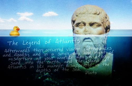 Where Is the Lost City of Atlantis | Atlantis: Scientists Say Lost ...