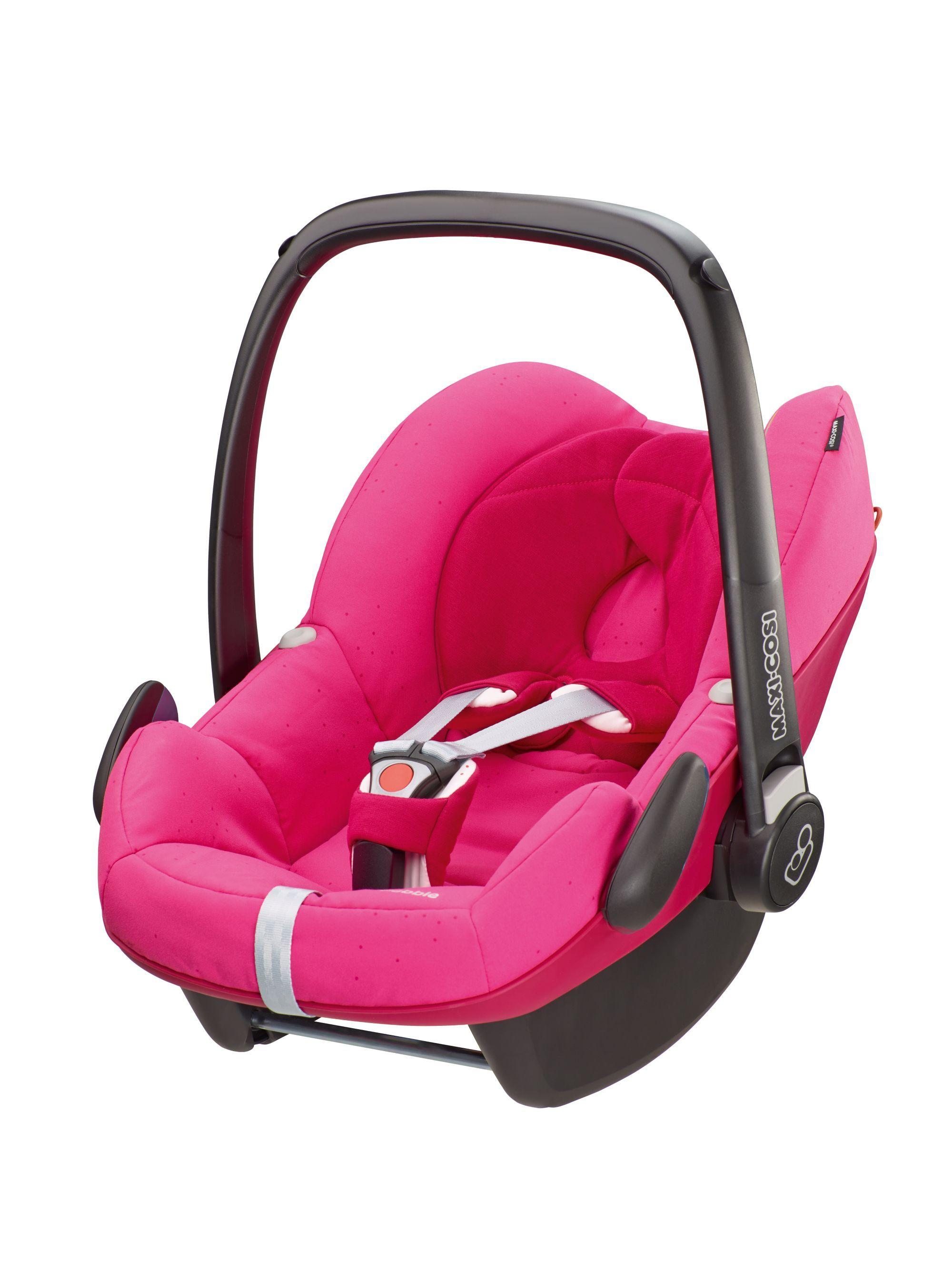 Maxi-Cosi Pebble Car Seat (Group 0+) - Berry