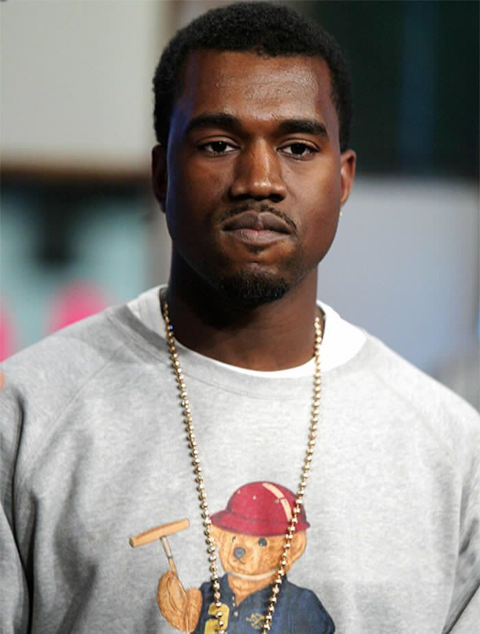 Kanye West In The Iconic Ralph Lauren, Polo Bear in 2019