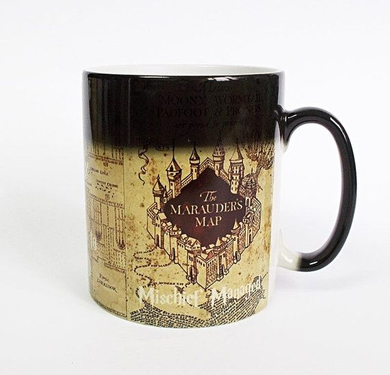 Harry Potter Color Changing Mug Harry Potter Quote By Artsprint