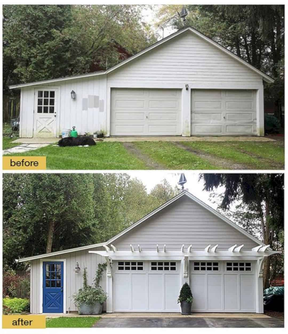16 Extraordinary Renovation Ideas to Spice Up Your Garage | Futurist Architecture