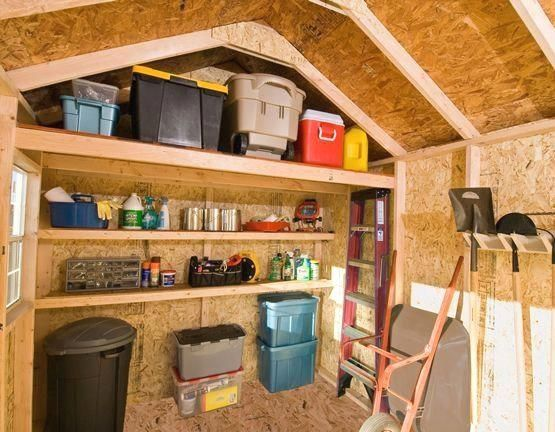Shed Building Plans Flat Roof And Pics Of Small Workshop