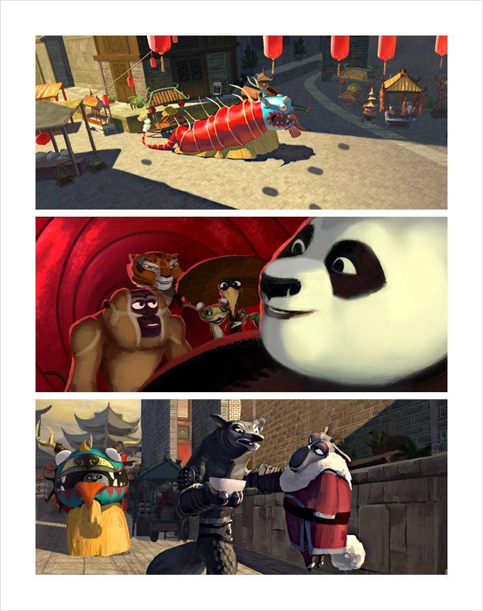 Kung Fu Panda 2 Concept Art By Mike Yamada Concept Art World Kung Fu Panda Panda Movies Art
