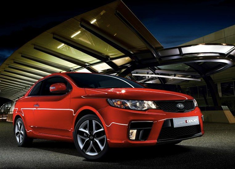 Kia Cerato Koup Cars Auto Kia Motors Kia Small Cars
