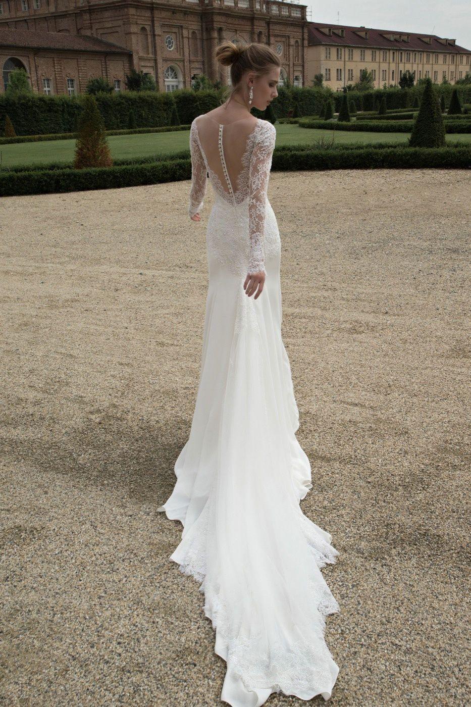 Moda sposa 2016 - Collezione ALESSANDRARINAUDO. TRACY ARAB16608. Abito da sposa Nicole.