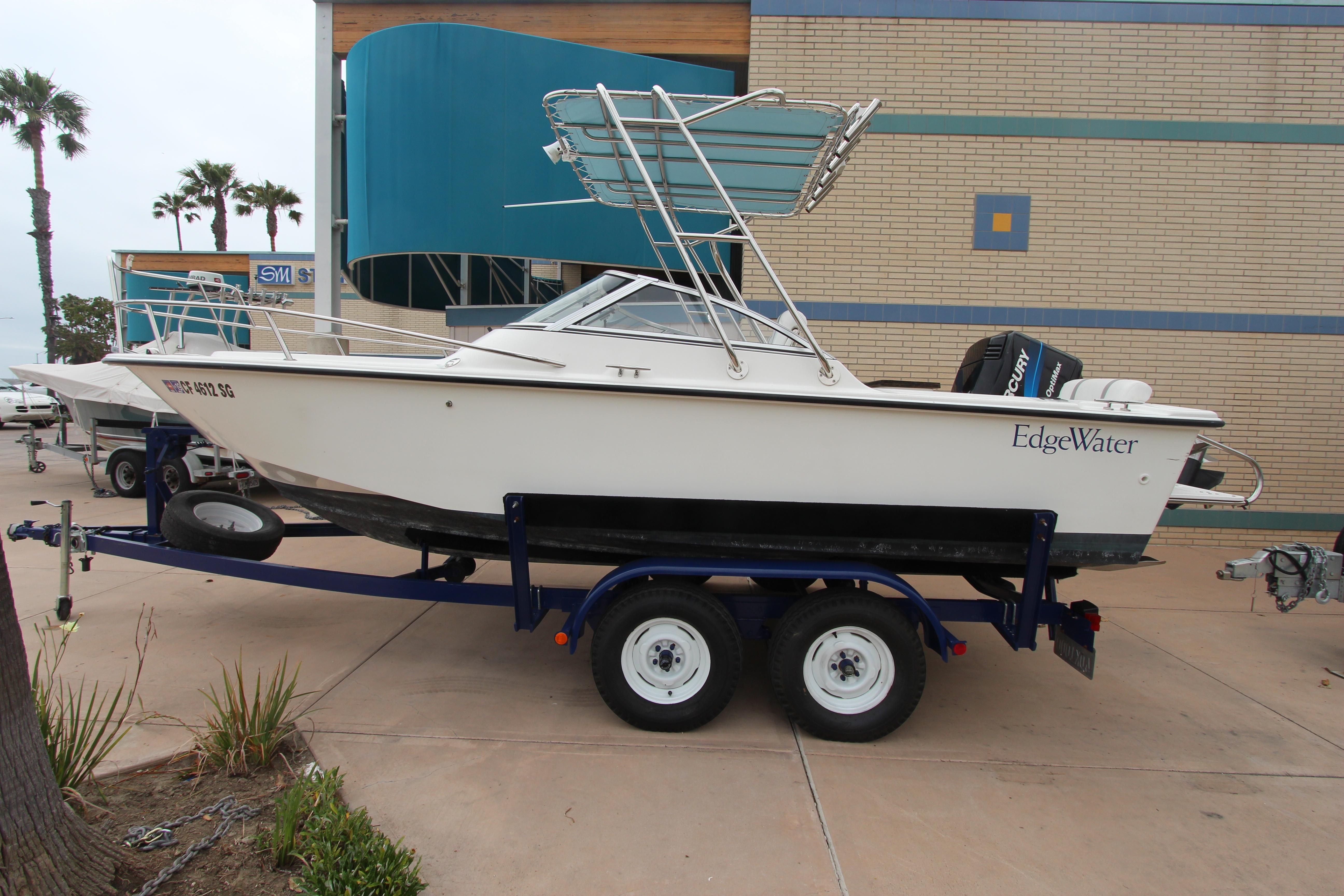 Edgewater Boats For Sale >> 2000 20 Edgewater 200dc Bowrider Boat For Sale In Long