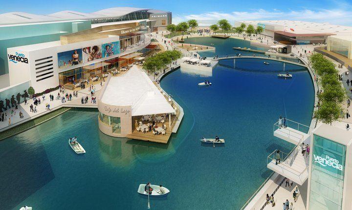 Centro Comercial Puerto Venecia Zaragoza Conoce Nuestra Tierra