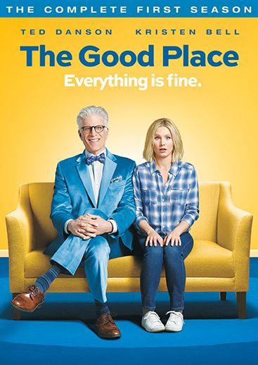 The Good Place Season One Kristen Bell Fall Tv Best Tv Shows