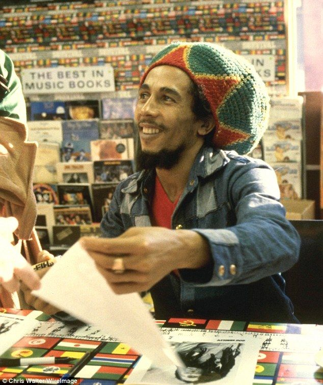 Pin by Amazing Touch on Don't Worry B Happy | Nesta marley ... Respect Hat Marley