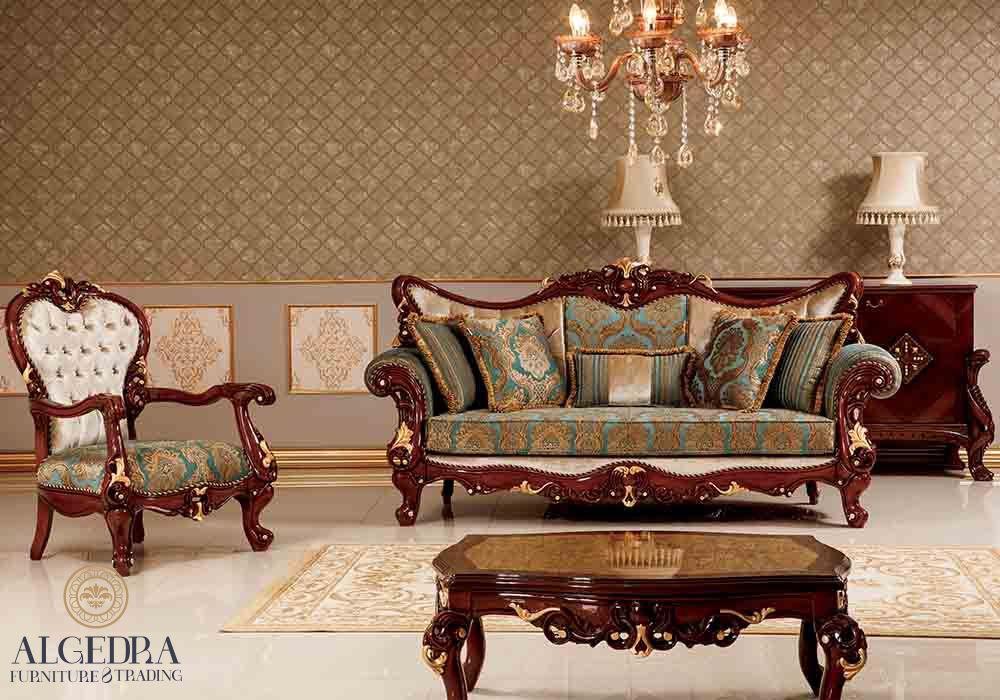 Classic Turkish Home Furniture | ALGEDRA Furniture in 2020 ...