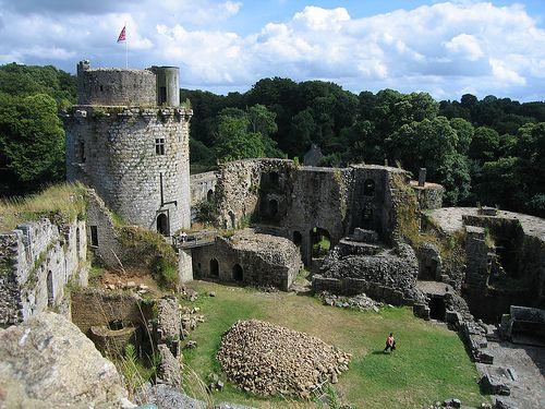 Les Chateaux Des Cotes D Armor Info Histoire Com Chateau Bretagne Chateau Chateau Du Rivau