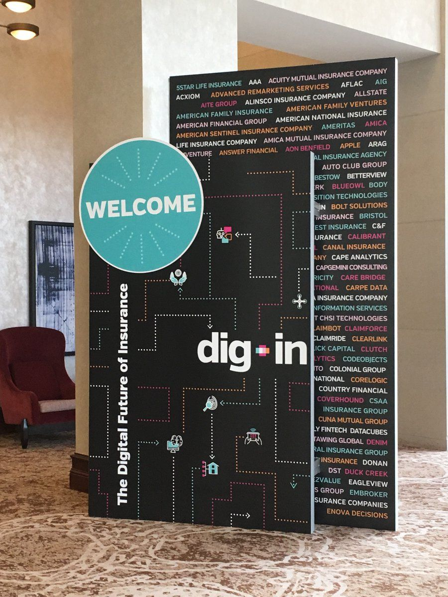 DigIn featured keynotes from the industry's disruptors
