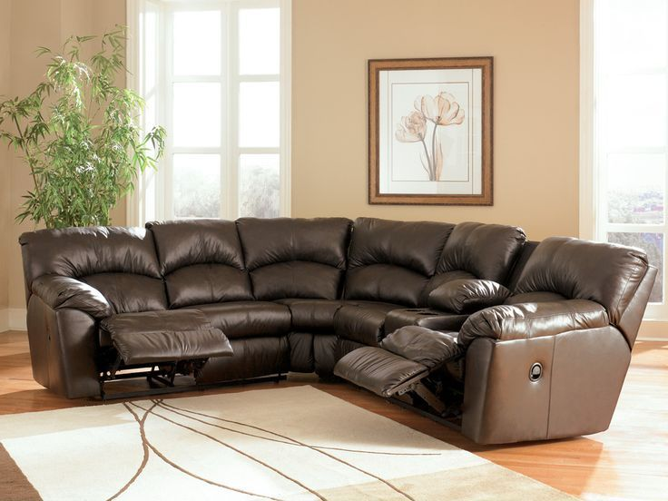Best Attractive Brown Leather Sectional Sofa Leather Adjustable 400 x 300