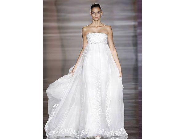Semiformal / vestido de novia / boda   Vestidos de Novia   Pinterest