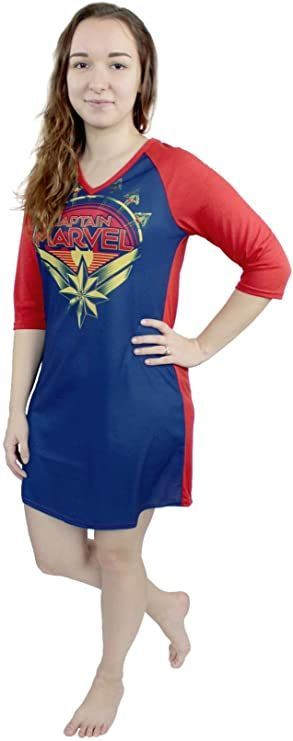 Captain Marvel Nightgown