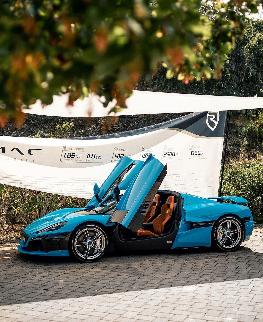 Rimac C Two Photo By Kenozache Rimac Ctwo Concepttwo Rimacctwo Rimacconcepttwo Petrolmadness Best Luxury Cars Luxury Cars Blue Car