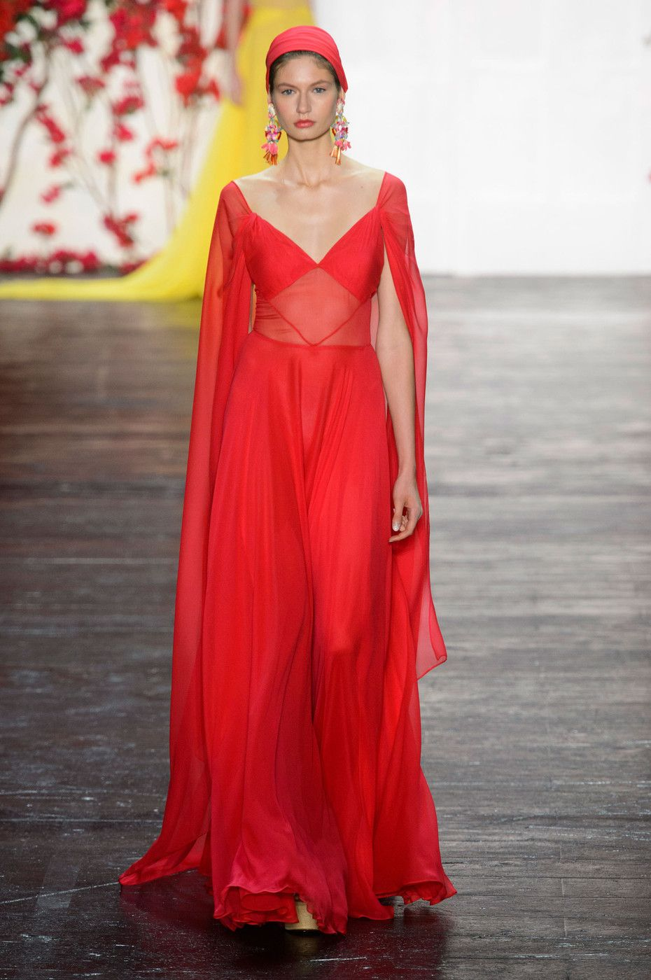 Naeem Khan - New York Fashion Week | Spring Summer 2016