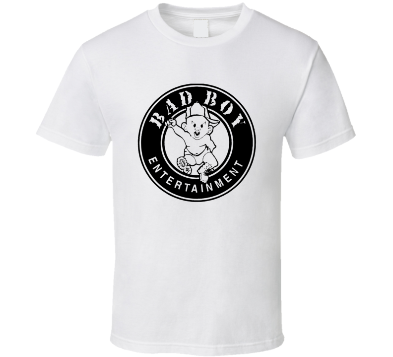 Bad Boy Entertainment Popular Record Label Music Fan T